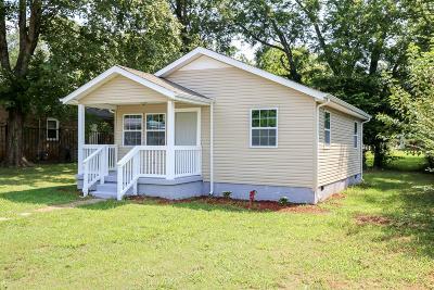Murfreesboro Single Family Home For Sale: 511 Mason Ct