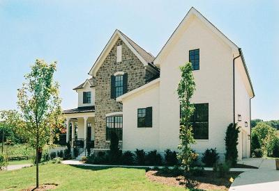 College Grove Single Family Home For Sale: 7000 Vineyard Valley Dr