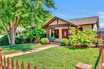 East Nashville Single Family Home For Sale: 303 N 16th St