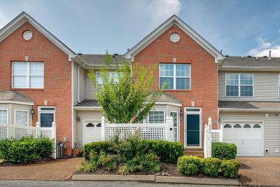 Franklin Condo/Townhouse For Sale: 424 Compton Ln