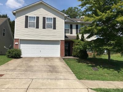 Antioch Single Family Home For Sale: 5649 Dory Drive