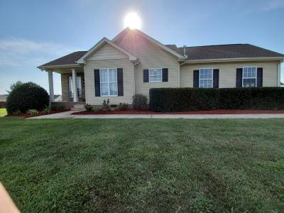 Robertson County Single Family Home For Sale: 3216 Carol Ln