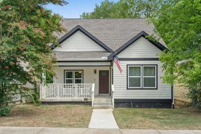 Nashville Single Family Home For Sale: 926 Morrison St
