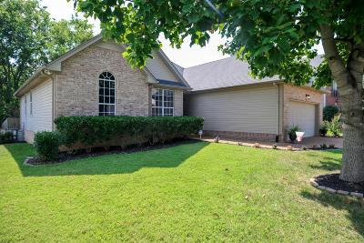 Antioch Single Family Home For Sale: 5237 Catspaw Dr