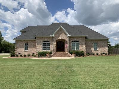 Single Family Home For Sale: 3911 Triple Crown Dr