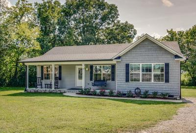 Marshall County Single Family Home For Sale: 210 W Hill St