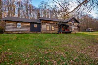Franklin Single Family Home For Sale: 5339 Indian Valley Rd