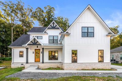 Montgomery County Single Family Home For Sale: 479 Shea's Way