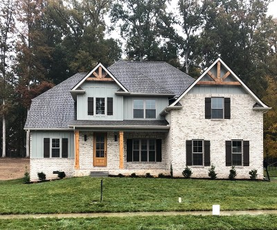 Montgomery County Single Family Home For Sale: 475 Shea's Way
