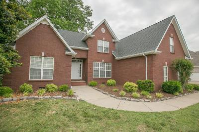 Rutherford County Single Family Home For Sale: 2916 Schoolside St