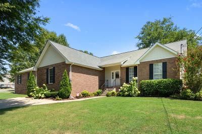Sumner County Single Family Home For Sale: 331 Trey Ln