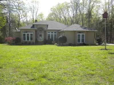 Franklin County Single Family Home Active Under Contract: 340 Dry Creek Ln