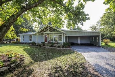 Wilson County Single Family Home For Sale: 1485 Old Hunters Point Pike