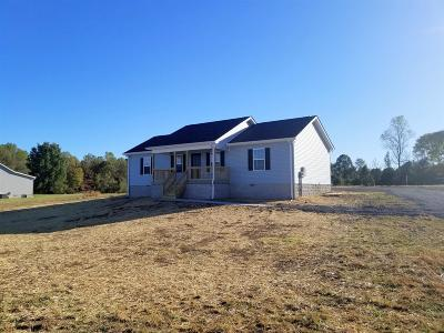 Woodbury Single Family Home For Sale: 96 Lonnie Smith Rd