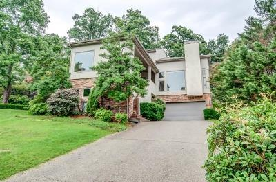 Bellevue Single Family Home For Sale: 528 Harpeth Trace Dr