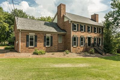 Sumner County Single Family Home For Sale: 147 Devonshire Trl