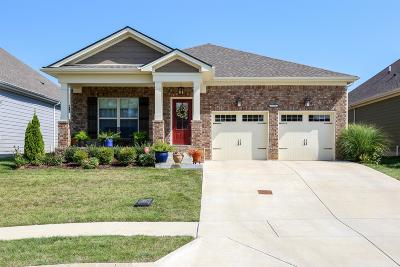 Smyrna Single Family Home For Sale: 2154 Alteras Dr