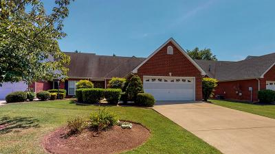 Murfreesboro Condo/Townhouse For Sale: 210 Seminole St