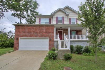 Davidson County Single Family Home For Sale: 344 Grovedale Trce
