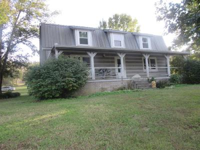 Alexandria Single Family Home For Sale: 4496 Lower Helton Rd