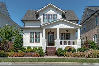 Franklin Single Family Home For Sale: 9020 Keats St