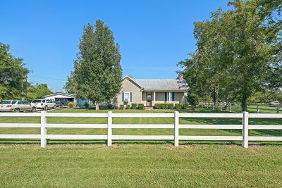 Eagleville Single Family Home For Sale: 1106 North Ln