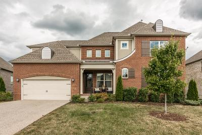 Sumner County Single Family Home For Sale: 735 Burgess Dr
