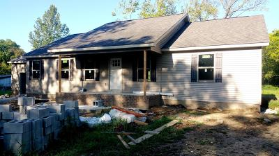 Wilson County Single Family Home For Sale: 11830 Sparta Pike