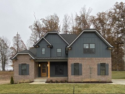 Clarksville Single Family Home For Sale: 471 Shea's Way