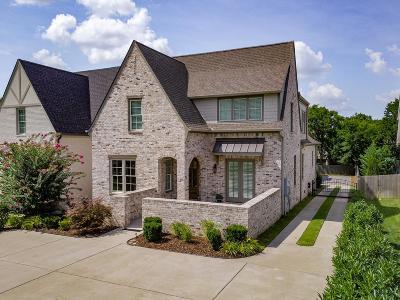 Nashville Single Family Home For Sale: 2012 Castleman Dr
