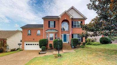 Sumner County Single Family Home For Sale: 112 Braxton Park Ln
