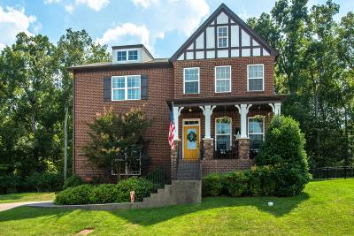 Hermitage Single Family Home Active Under Contract: 3060 Cooks Landing Ct