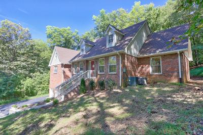Hendersonville Single Family Home For Sale: 108 Antler Ln