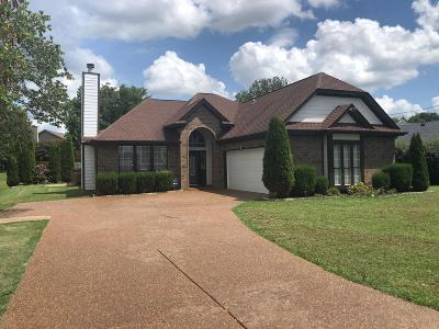 Antioch TN Single Family Home For Sale: $259,900