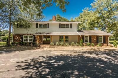 Hendersonville Single Family Home For Sale: 102 Glenn Hill Dr