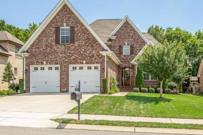 Williamson County Single Family Home For Sale: 8016 Fenwick Ln