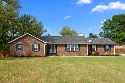 Columbia Single Family Home For Sale: 682 Baker Rd