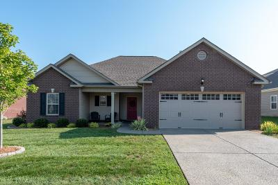 Sumner County Single Family Home For Sale: 474 Ryan Ave