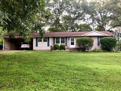Cheatham County Single Family Home For Sale: 1001 Copper Still Circle