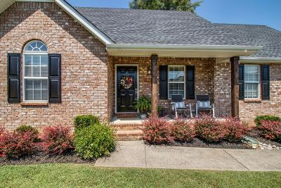 Murfreesboro Single Family Home For Sale: 628 Stonetrace Dr