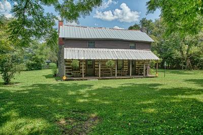 Rutherford County Single Family Home For Sale: 5600 Oak Grove Rd