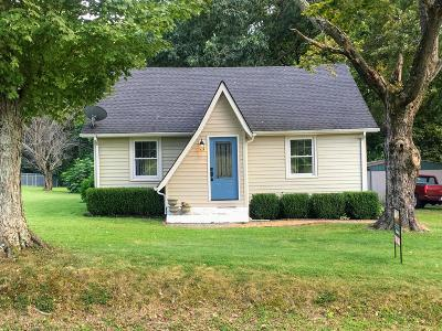 Sumner County Single Family Home For Sale: 305A West Garretts Creek Rd