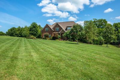 Franklin Single Family Home For Sale: 4312 Gallant Ridge Dr