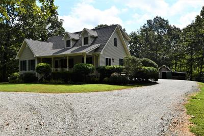 Hohenwald TN Single Family Home For Sale: $225,000