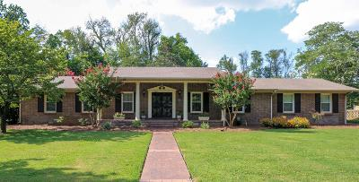 Murfreesboro Single Family Home For Sale: 515 Woodmore Dr