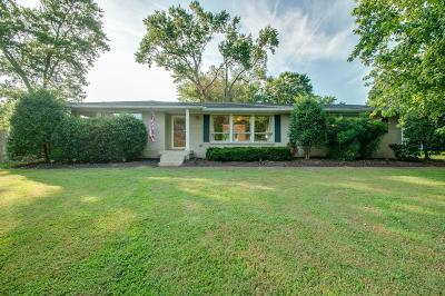 Nashville Single Family Home For Sale: 448 Rochelle Dr.