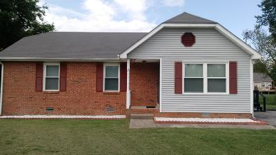 Rutherford County Single Family Home For Sale: 138 Adams Ct