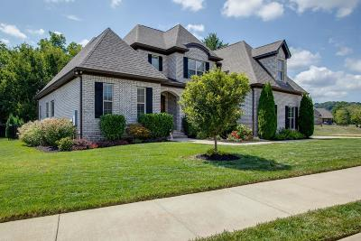 Williamson County Single Family Home For Sale: 6025 Trotwood Lane
