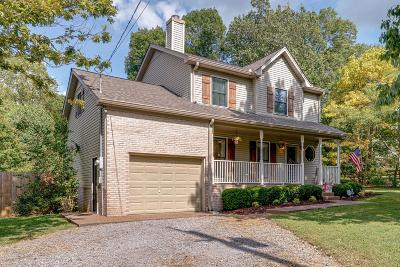 Pegram Single Family Home For Sale: 1347 Old Charlotte Pike