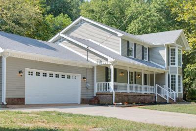 Sumner County Single Family Home For Sale: 1860 Shell Rd